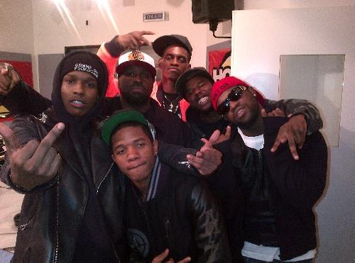 A$AP Rocky & A$AP Mob (Interview Video By Montreality)