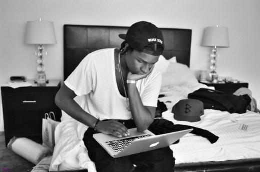 A$AP Rocky Talks New Album, Fashion, Azealia Banks & Iggy Azalea (Interview Video)