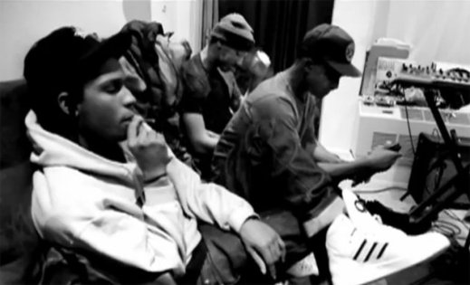 In Studio Preview (Featuring Lana Del Rey & A$AP Rocky) - The KickDrums